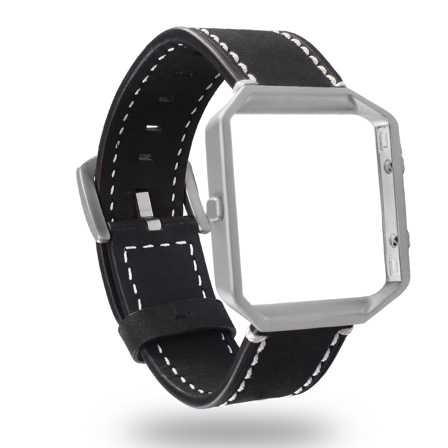 iGK For Fitbit Blaze Bands Metal Bracelet Jewelry Replacement ...